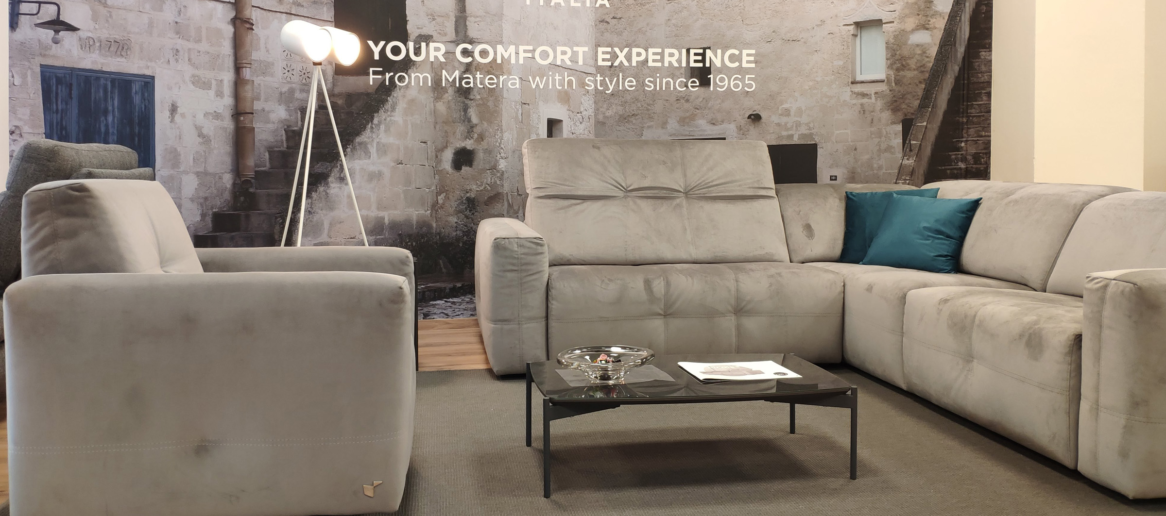 your comfort experience